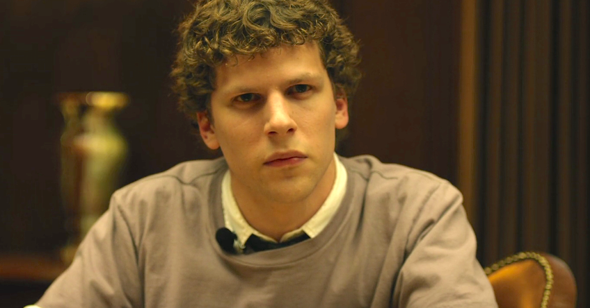 The Social Network: A film that passed me by for eight years